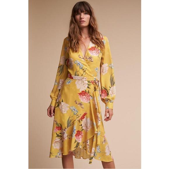 eb12e34937f3f HTF NWT ANTHROPOLOGIE Yumi Kim Vinyasa Dress